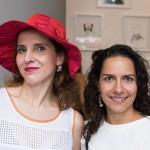 Fernanda Amarante e Suzana (foto: Bárbara Kaucher)